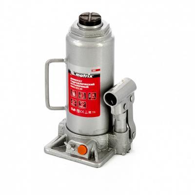 Домкрат гидравлический бутылочный, 10 т, h подъема 230–460 мм </div> <div class=