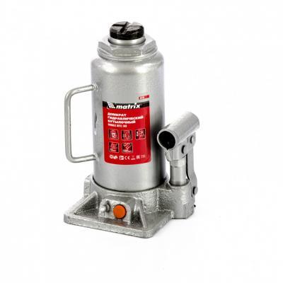 Домкрат гидравлический бутылочный, 12 т, h подъема 230–465 мм </div> <div class=