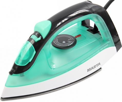 лучшая цена MARTA MT-1148 Утюг зеленый нефрит