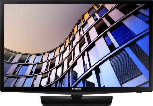 Телевизор Samsung UE24N4500AUX черный