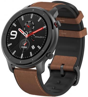 Смарт-часы XIAOMI Amazfit GTR 47mm Aluminum alloy (A1902AA) алюминий