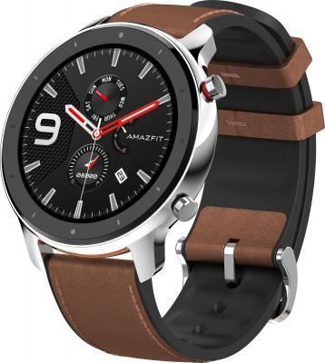 Смарт-часы XIAOMI Amazfit GTR 47mm Stainless steel (A1902SS) сталь
