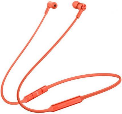 Беспроводная Bluetooth-гарнитура HUAWEI CM70-C FreeLace Amber Sunrise беспроводнаяbluetooth гарнитура noco