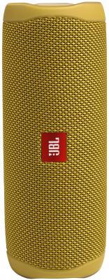 Портативная акустическая система JBL Flip 5 желтая