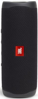 Портативная акустическая система JBL Flip 5 черная портативная акустическая система hercules wae btp02 wg 4780536