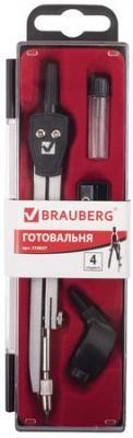 "цена Готовальня Brauberg ""Architect"" 135 мм онлайн в 2017 году"