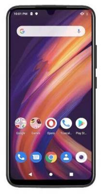 Смартфон Lenovo A6 Note 32 Гб синий