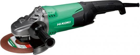 Углошлифовальная машина Hikoki G18ST 2000Вт 8500об/мин рез.шпин.:M14 d=180мм