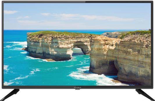 "цена на Телевизор LED Supra 32"" STV-LC32ST6000W черный/HD READY/60Hz/DVB-T/DVB-T2/DVB-C/DVB-S/DVB-S2/USB/WiFi/Smart TV (RUS)"