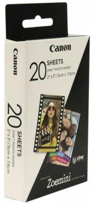 цена на Набор для печати Canon ZP-2030/20 3214C002/20л./белый для сублимационных принтеров