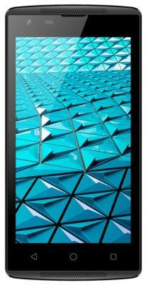 Смартфон Haier Alpha A1 8Gb 1Gb черный моноблок 3G 2Sim 4.5 480x854 Android 8.1 5Mpix 802.11 b/g/n GPS GSM900/1800 GSM1900 TouchSc MP3 FM microSD max32Gb смартфон ark benefit s504 черный моноблок 3g 2sim 5 480x854 and5 1 5mpix wifi bt gps