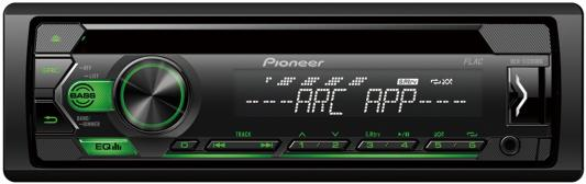 Автомагнитола CD Pioneer DEH-S120UBG 1DIN 4x50Вт