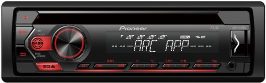 Автомагнитола CD Pioneer DEH-S120UB 1DIN 4x50Вт