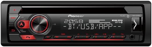 Автомагнитола CD Pioneer DEH-S320BT 1DIN 4x50Вт