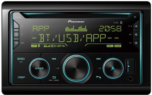 Автомагнитола CD Pioneer FH-S720BT 2DIN 4x50Вт