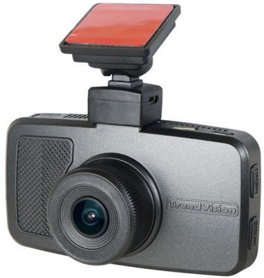 Видеорегистратор TrendVision TDR-708 GNS черный 1080x1920 1080p 160гр. Ambarella A7LA30