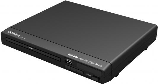 Фото - Плеер DVD Supra DVS-14U черный ПДУ mp3 плеер