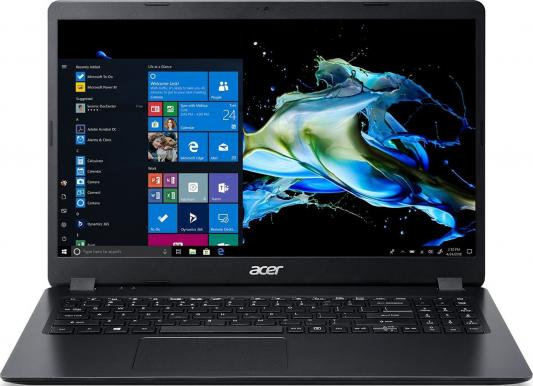 "Ноутбук Acer Extensa 15 EX215-51KG-3466 Core i3 7020U/4Gb/SSD128Gb/nVidia GeForce Mx130 2Gb/15.6""/FHD (1920x1080)/Linux/black/WiFi/BT/Cam цена и фото"