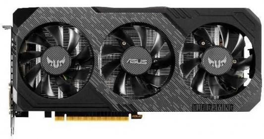 Фото - Видеокарта ASUS GeForce GTX 1660 SUPER TUF Gaming X3 Advanced edition PCI-E 6144Mb GDDR6 192 Bit Retail (TUF 3-GTX1660S-A6G-GAMING) видеокарта msi geforce gtx 1660 ti ventus xs pci e 6144mb gddr6 192 bit retail gtx 1660 ti ventus xs 6g