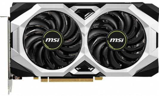 Видеокарта MSI nVidia GeForce RTX 2060 SUPER VENTUS GP OC PCI-E 8192Mb GDDR6 256 Bit Retail (RTX 2060 SUPER VENTUS GP OC)
