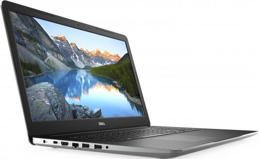 "Ноутбук Dell Inspiron 3793 Core i7 1065G7/8Gb/1Tb/SSD128Gb/DVD-RW/nVidia GeForce MX230 2Gb/17.3""/IPS/FHD (1920x1080)/Linux/silver/WiFi/BT/Cam ноутбук lenovo ideapad g7080 core i7 5500u 4gb 1tb dvd rw nvidia geforce 920m 2gb 17 3 черный"
