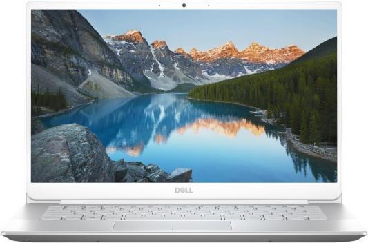 """Ноутбук Dell Inspiron 5490 Core i3 10110U/4Gb/1Tb/SSD128Gb/UMA 620/14""""/IPS/FHD (1920x1080)/Linux/silver/WiFi/BT/Cam ноутбук dell inspiron 3558 core i3 5015u 4gb 1tb nv 920m 2gb 15 6"""