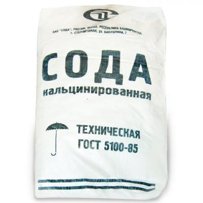 Фото - Сода кальцинированная, 25 кг, - 51 13262z01