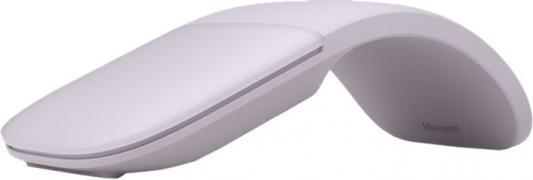 Картинка для Мышь Microsoft ARC фиолетовый оптическая (1000dpi) беспроводная BT (2but)
