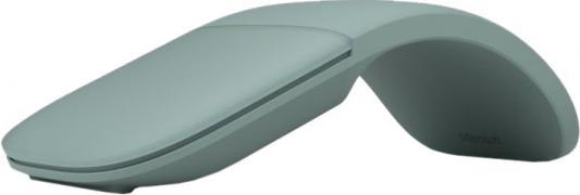Картинка для Мышь Microsoft ARC светло-зеленый оптическая (1000dpi) беспроводная BT (2but)