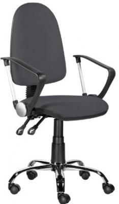 Кресло офисное no name С-109 серый цена