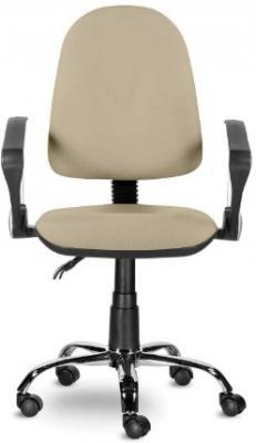 Кресло офисное no name С-109 песочный цена