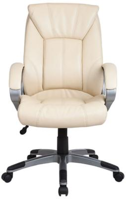 Кресло офисное BRABIX Maestro EX-506, экокожа, бежевое, 531168 brabix maestro ex 506 коричневый