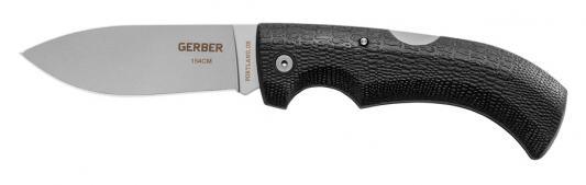Нож перочинный Gerber Gator (1013940) 216.91мм черный