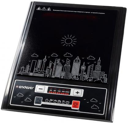 Индукционная электроплитка ENDEVER Skyline IP-19 чёрный цена и фото