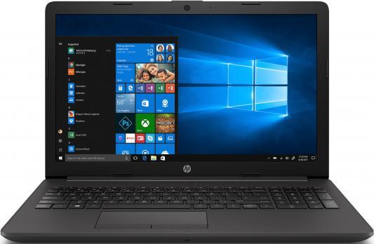 "Ноутбук 15.6"" FHD HP 250 G7 silver (Core i5 8265U/8Gb/256Gb SSD/DVD-RW/VGA int/W10Pro) (6BP08EA) ноутбук hp 250 g5 w4q08ea core i5 6200u 8gb 256gb ssd amd r5 m430 2gb 15 6 dvd dos silver"
