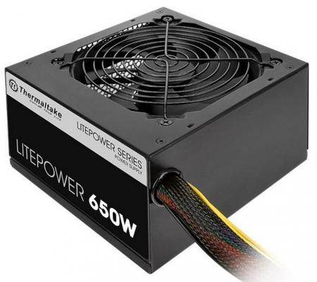 БП ATX 650 Вт Thermaltake Litepower 650W цена