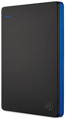 Фото - Накопитель на жестком магнитном диске Seagate Внешний жесткий диск Seagate STGD2000200 2TB Game Drive for PS4 2.5 USB 3.0 Black внешний жесткий диск seagate sthn1000400 1000гб 2 5 usb 3 0 black