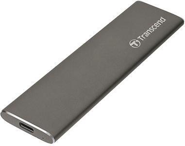Фото - Флеш-накопитель Transcend Внешний твердотельный накопитель External SSD Transcend 960Gb, USB 3.1 Gen 1, Type C твердотельный накопитель ssd external netac 250gb z slim usb3 2 up to 520 480mbs 100х29 5х9mm aluminium