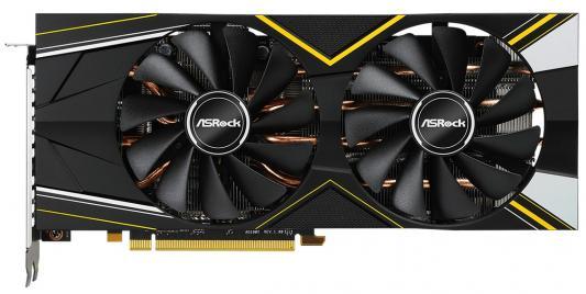 Видеокарта Asrock Asrock Radeon RX 5700 XT Challenger D 8G OC BOX asrock g41c gs r2 0