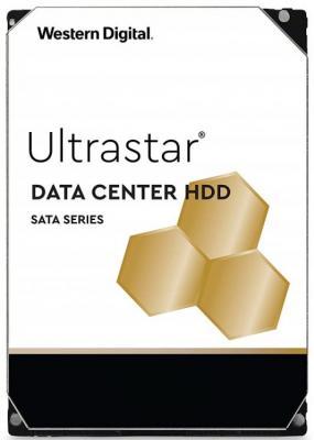 "Накопитель на жестком магнитном диске WD Жесткий диск Western Digital Ultrastar DC HC330 WUS721010ALE6L4 (0B42266) 10ТБ 3.5"" 7200RPM 256MB SATA 512E"