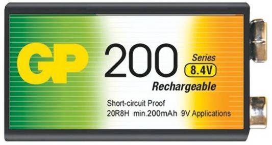Аккумулятор GP 20R8H-2CRU1 200 mAh 20R8H 1 шт
