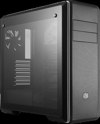 Корпус ATX Cooler Master MasterBox CM694 Без БП чёрный (MCB-CM694-KG5N-S00) цена и фото