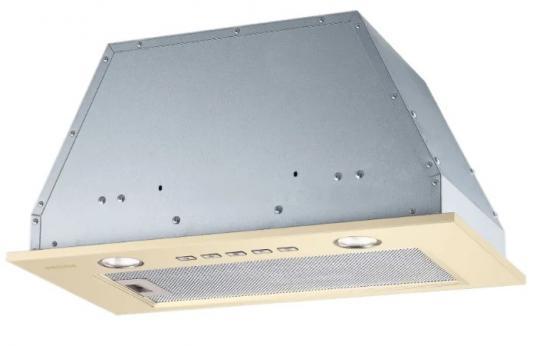 Встраиваемые вытяжки Graude/ 520 х 254 х 296 мм, Управление Classic Control,Производительность: 500 м3/ч,Уровень шума: 57 дБ,5-слойный алюминиевый фильтр,Автоматика остаточного хода,3-ступенчатая регулировка мощности, античный белый