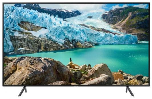 "Телевизор ЖК 65 Samsung/ 65"", Ultra HD, Smart TV,Wi-Fi, PQI 1400, DVB-T2/C/S2, Smart control, black"