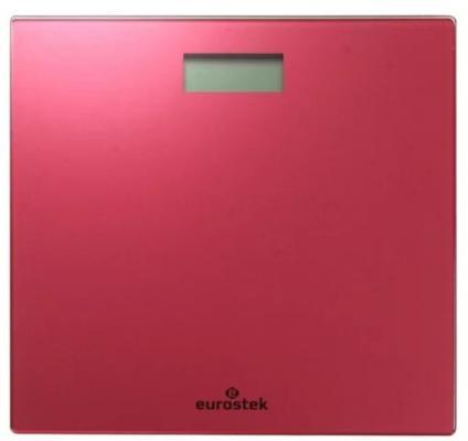 Весы напольные EuroStek ЕВS-2802 scales eurostek ew 2802
