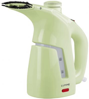LUMME LU-4001 Ручной отпариватель для одежды зеленый нефрит