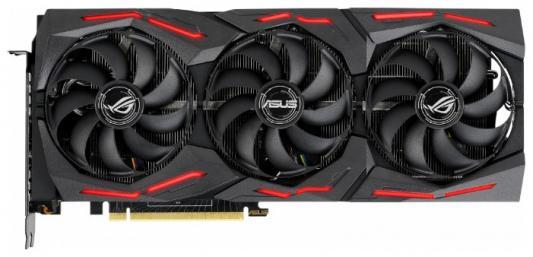 Видеокарта Asus PCI-E ROG-STRIX-RTX2070S-O8G-GAMING nVidia GeForce RTX 2070SUPER 8192Mb 256bit GDDR6 1605/14000/HDMIx2/DPx2/Type-Cx1/HDCP Ret цена 2017