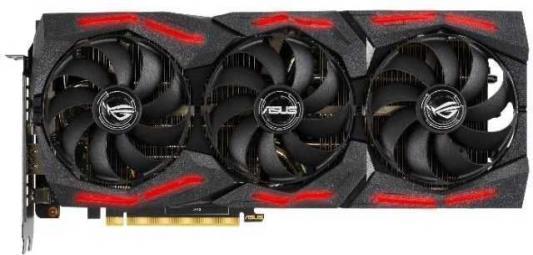 Видеокарта Asus PCI-E ROG-STRIX-RTX2060S-8G-EVO-GAMING nVidia GeForce RTX 2060SUPER 8192Mb 256bit GDDR6 1470/14000/HDMIx2/DPx2/Type-Cx1/HDCP Ret