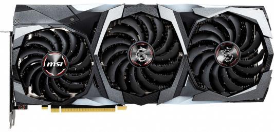 Видеокарта MSI PCI-E RTX 2080 Ti GAMING TRIO nVidia GeForce RTX 2080Ti 11264Mb 352bit GDDR6 1350/14000/HDMIx1/DPx3/Type-Cx1/HDCP Ret