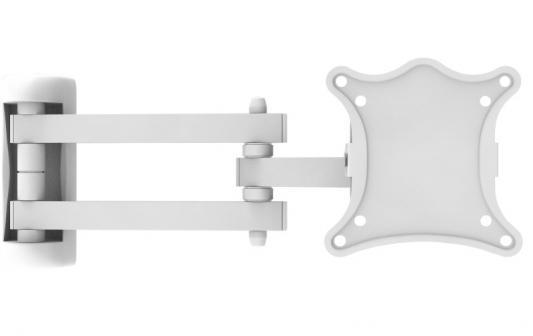 Electriclight КБ-01-81 Кронштейн для ТВ белый